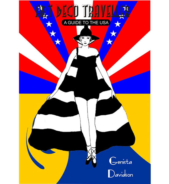 Incoming: Art Deco Traveller guides to Europe and the USA