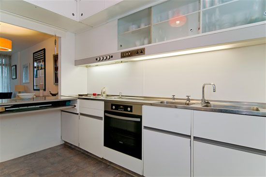 Apartment in Andrewes House on the grade II-listed Barbican Estate, London EC2Y