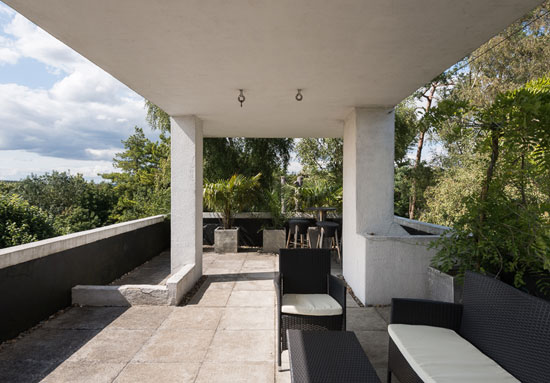 Amyas Connell-designed High & Over in Amersham, Bucks
