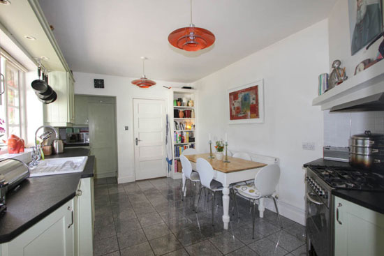 1930s art deco: Four-bedroom property in Ovingdean, near Brighton, East Sussex
