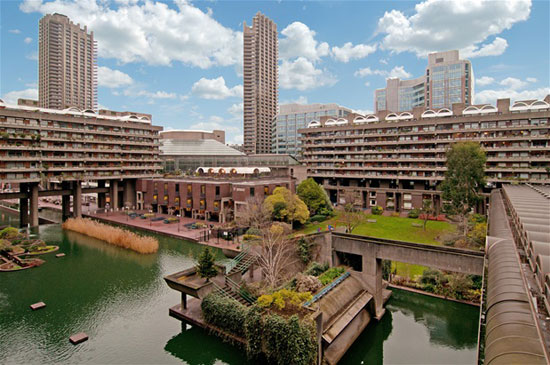 Property For Sale In Barbican London Ec