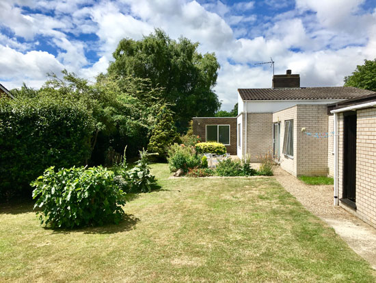1970s modernism: Mark Pawson-designed property in Great Barton, Suffolk