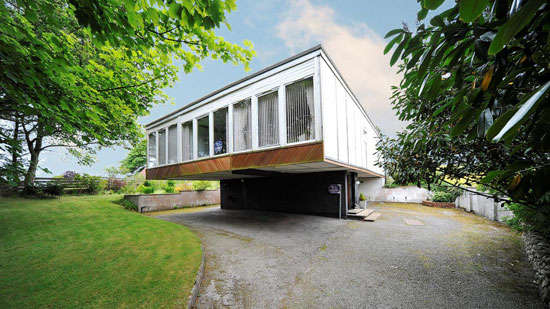 On the market: 1970s four bedroom modernist property in Kilrenny, Potterton, Aberdeen