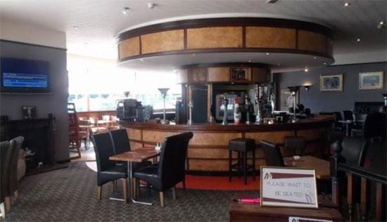 1930s art deco Northern Hotel in Aberdeen, Scotland
