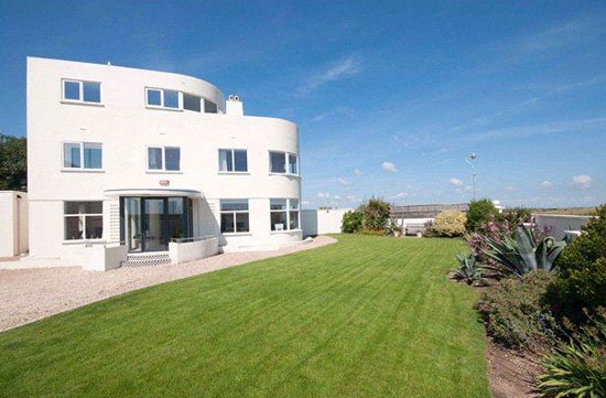 On the market: Four-bedroom art deco property in Deal, Kent