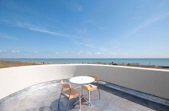 Four-bedroom art deco property in Deal, Kent