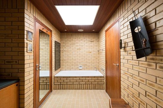 1960s Jorn Utzon-designed Ahm House in Harpenden, Hertfordshire