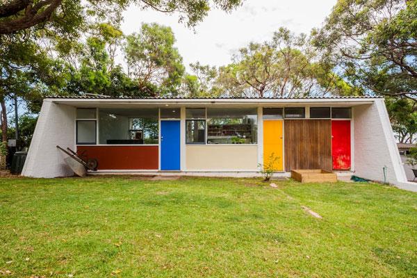 7. 1950s Harry Seidler-designed modernist property in Newport, New South Wales, Australia