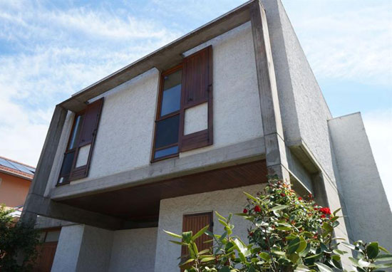 On the market: 1960s Alain Chomel-designed modernist property in Bron, eastern France