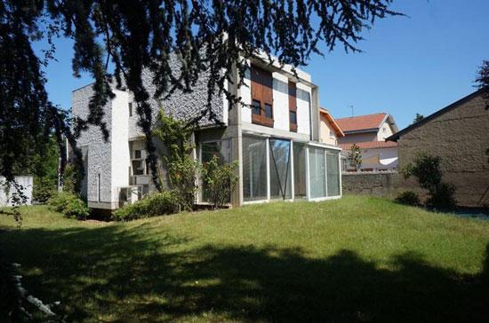 1960s Alain Chomel-designed modernist property in Bron, eastern France