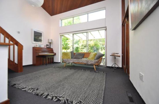 1960s three-bedroom modernist property in St Albans, Hertfordshire