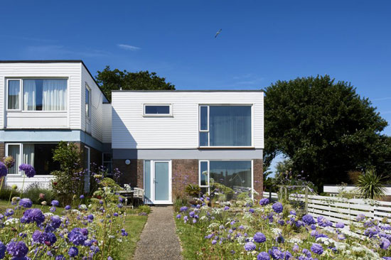 On the market: 1960s Gordon White & Hood-designed modernist property in Aldeburgh, Suffolk