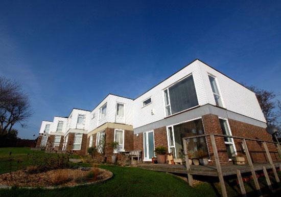 On the market: 1960s Gordon White & Hood-designed property in Aldeburgh, Suffolk