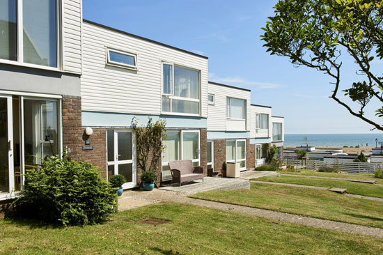 1960s Gordon White & Hood-designed modernist property in Aldeburgh, Suffolk