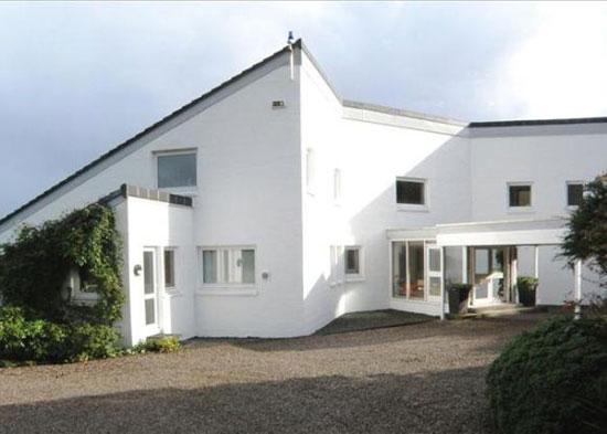 Rockfield Alvar Aalto-inspired five bedroom modernist house in Skipness, Tarbert, Argyll and Bute, Scotland
