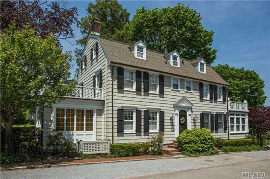 On the market: The Amityville Horror house in Amityville, New York, USA