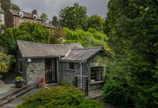 1960s modern house in Ambleside, Cumbria