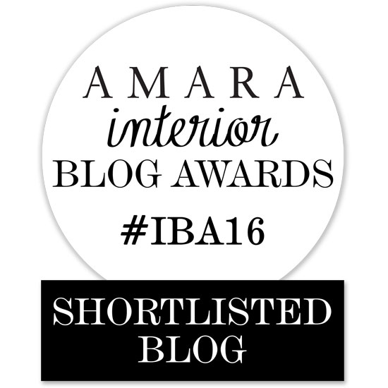 WowHaus shortlisted for best architecture blog at the Amara Interior Blog Awards 2016