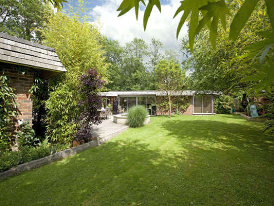 1970s Michael Blee-designed Byron House in Ansty, West Sussex