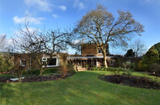 On the market: 1970s Arethusa four-bedroom property in Oswestry, Shropshire