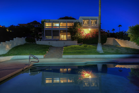 On the market: 1960s Ed Noonan-designed property in Paradise Valley, Arizona, USA