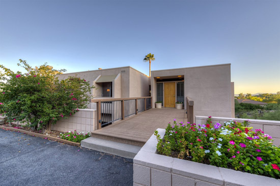 1960s Ed Noonan-designed property in Paradise Valley, Arizona, USA