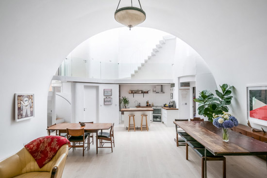 Undercurrent Architects modernist property in London SE17