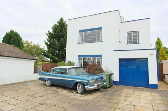 On the market: Four-bedroom 1930s art deco property in Kenton, Middlesex