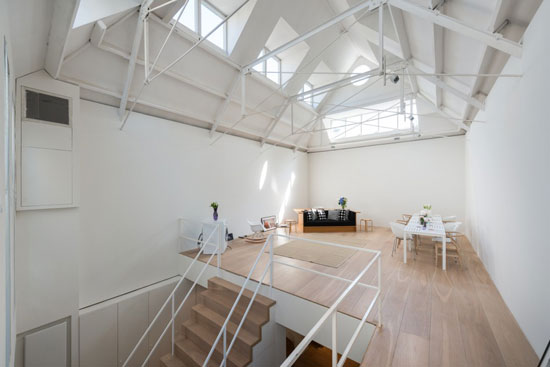 On the market: John Pawson-designed artist's studio in London NW5