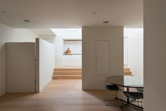 John Pawson-designed artist's studio in London NW5