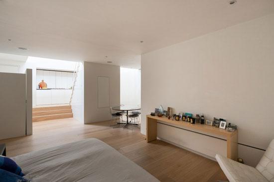 John Pawson-designed artist's studio in London NW5