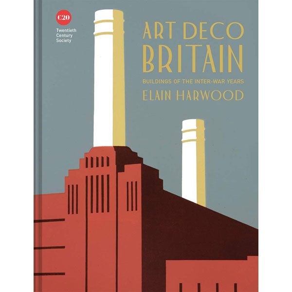 On Pre-order: Art Deco Britain by Elain Harwood
