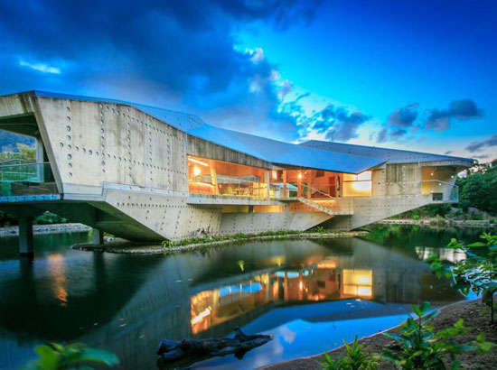 Charles Wright-designed Alkira brutalist property in Cape Tribulation, Queensland