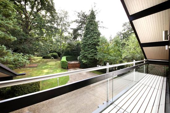 Modernist Huf Haus property in Ascot, Berkshire