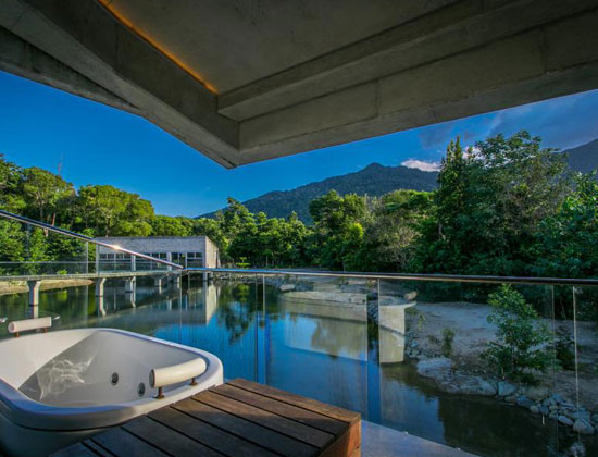 Charles Wright-designed Alkira brutalist property in Cape Tribulation, Queensland