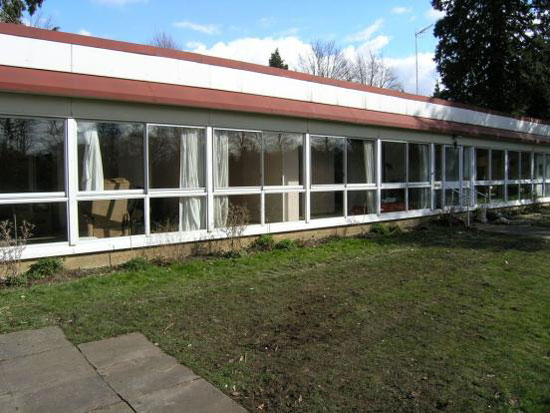 On the market: 1960s Michael Neylan-designed five-bedroom property in Ashtead, Surrey