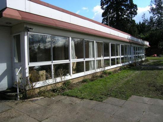 On the market: 1960s Michael Neylan-designed five-bedroom property in Ashtead, Surrey