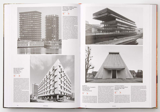 Coming soon: Atlas of Brutalist Architecture (Phaidon)