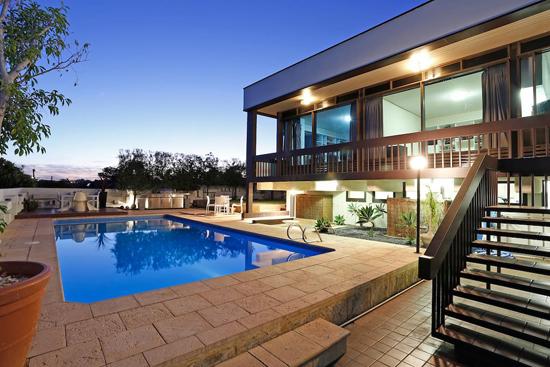 Airbnb find: 1960s Iwann Iwanoff-designed modernist property in Dianella, Western Australia, Australia