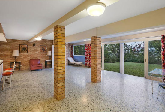 Midcentury modern time capsule: 1960s five-bedroom property in Brisbane, Queensland, Australia