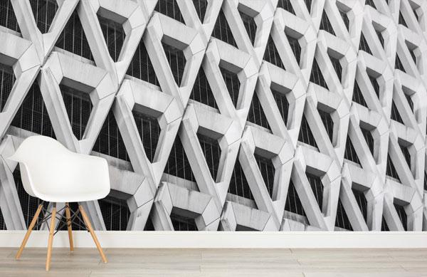 Brutalist Architecture range by Murals Wallpaper