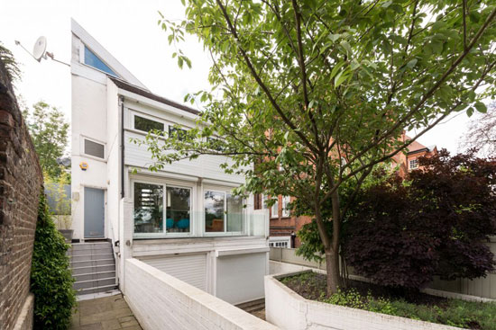On the market: 1970s Stout & Litchfield-designed modernist property in London N6