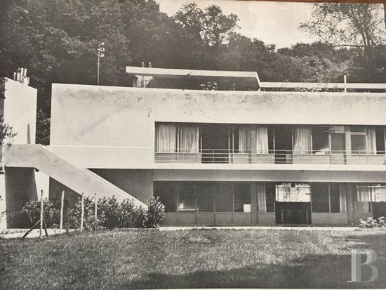1930s Andre Lurcat-designed Villa-Hefferlin in Ville-d'Avray, Paris, France