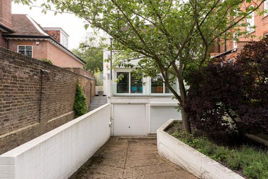 1970s Stout & Litchfield-designed modernist property in London N6