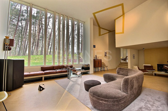 on the market 1970s marc corbiau designed brutalist property in glabais belgium wowhaus