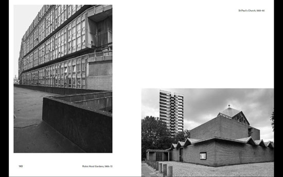 Brutal London by Simon Phipps (September Publishing)