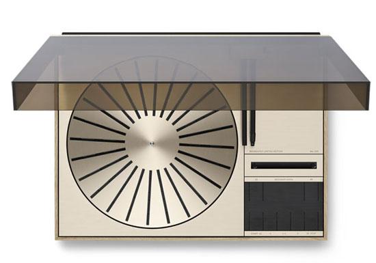 1970s Bang & Olufsen Beogram 4000c turntable returns