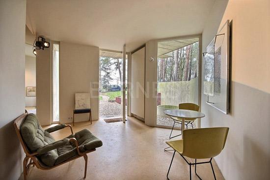 1970s Marc Corbiau-designed brutalist property in Glabais, Belgium