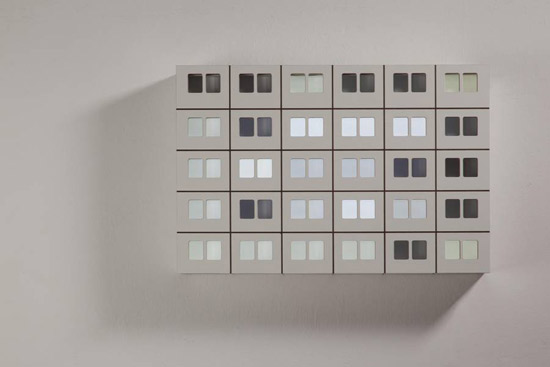 Design spotting: Furniture inspired by tower blocks by Lassak Studio