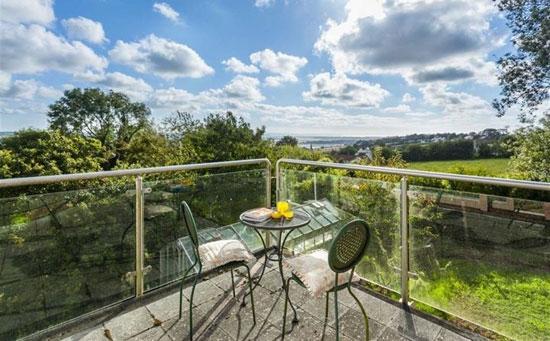 1960s Reginald Gale-designed midcentury property in Barnstaple, Devon
